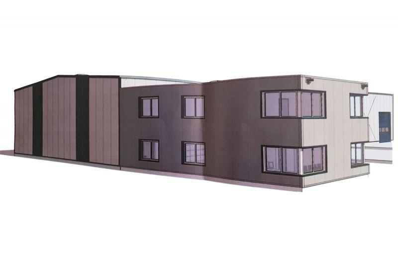 Nieuwbouw vestiging Legnica Polen