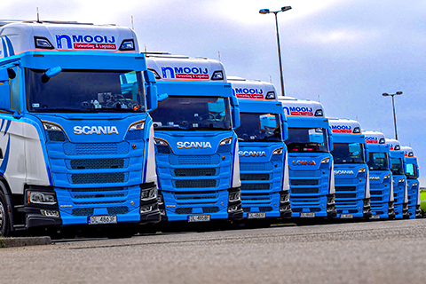 Internationaal transport & logistiek